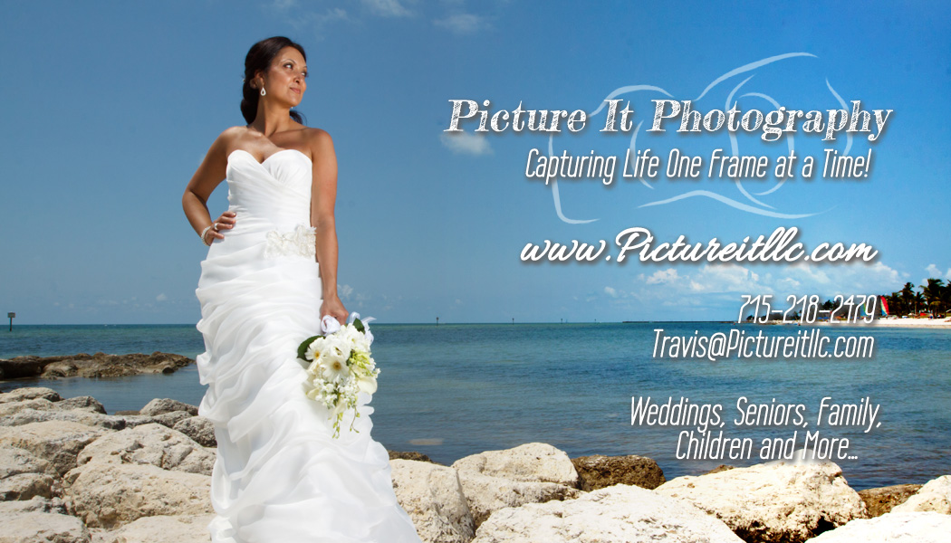 Picture It Photography   Business cards